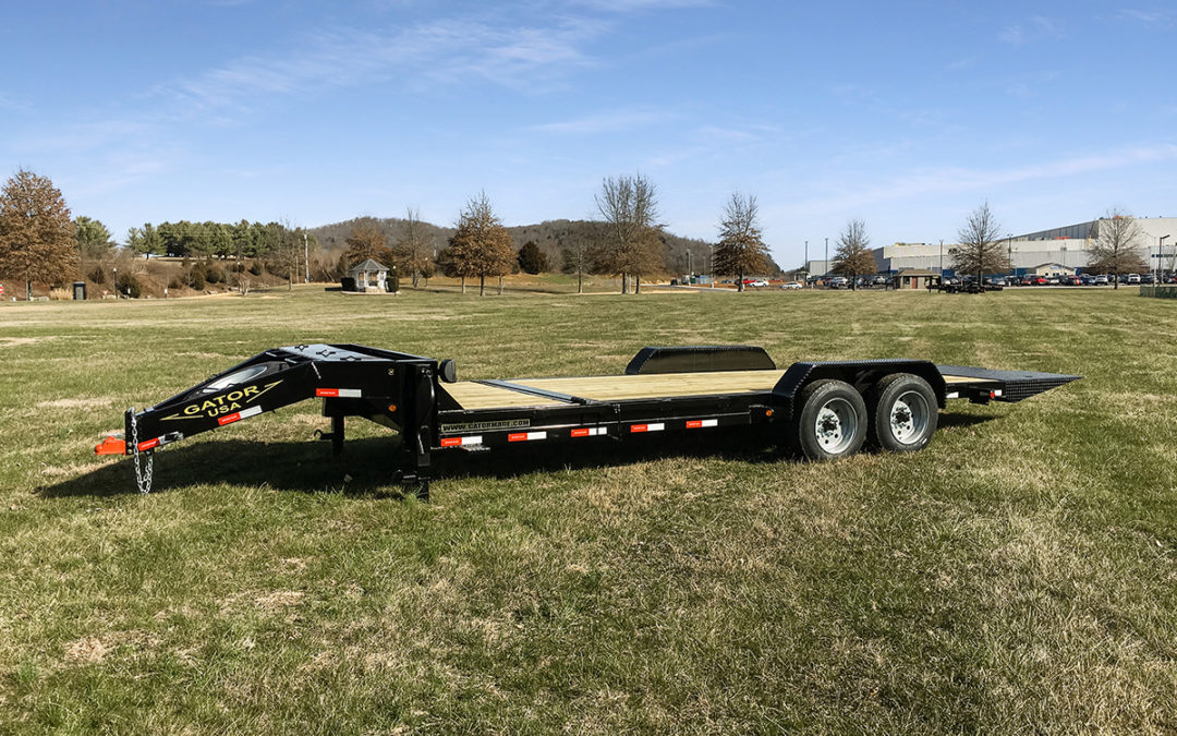 Tilt Bed Trailer 16k Aardvark