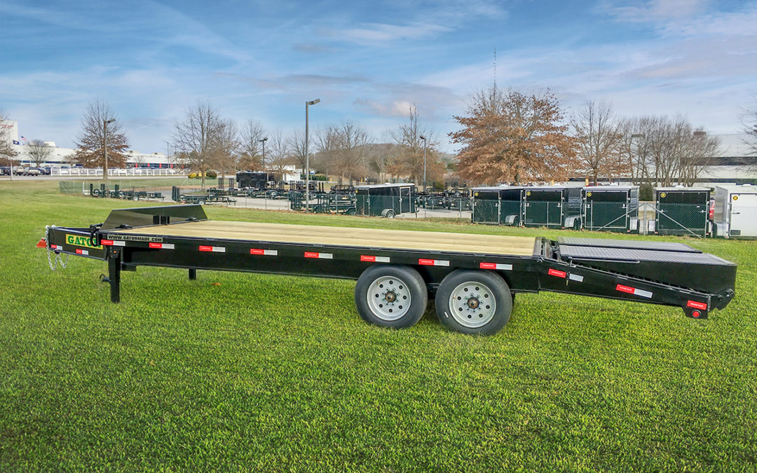 Pintle Trailer Tandem Axle 16k GVWR